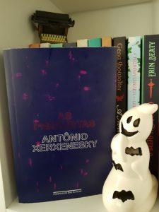 capa do livro As Perguntas